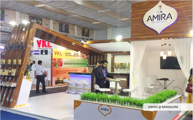 amira booth design