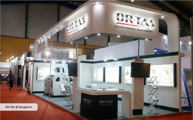 ortas expo design