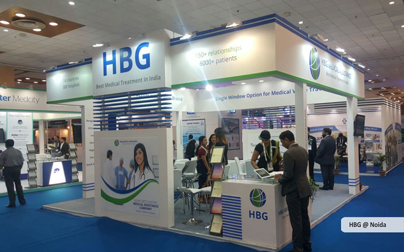 hbg custom trade show displays