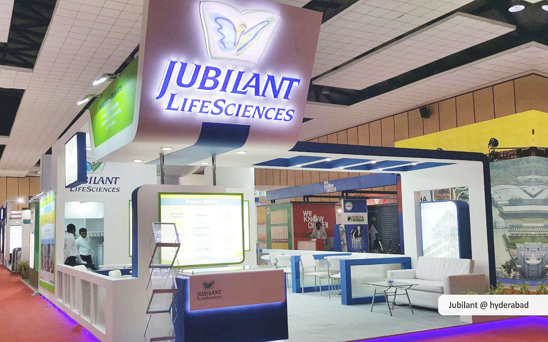 jubilant life sciences trade show