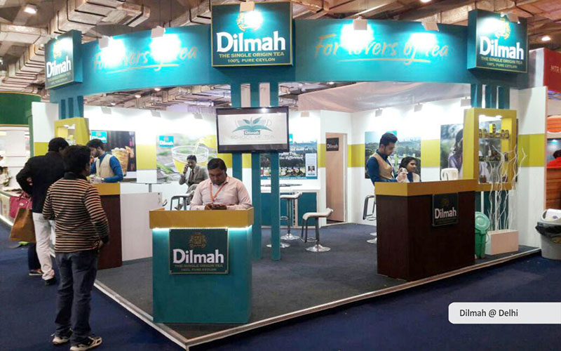 Dimah trade show displays