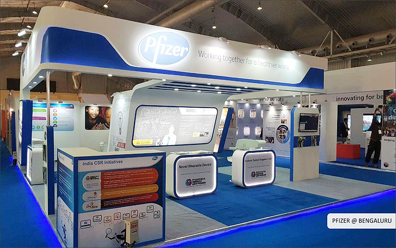 pfizer exhibition