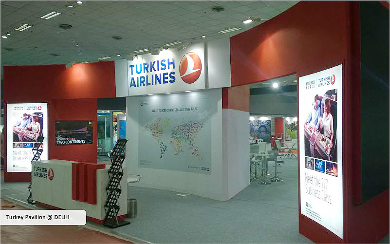 turkish airlines trade show