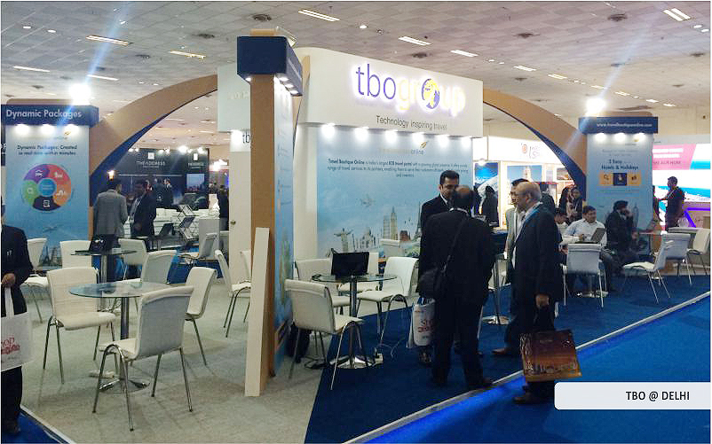 tbo booth design