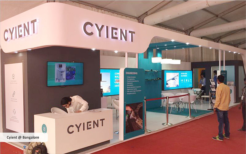 cyient booth
